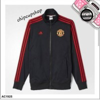 Jacket Jaket Sweater Adidas manchester united Original 100% murah asli