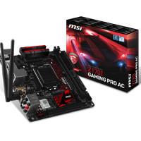 Motherboard MSI Z170I GAMING PRO AC - Mini ITX