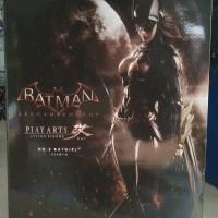 Play Arts Kai Batgirl Arkham Knight Batman DC Comics NEW MIB KWS