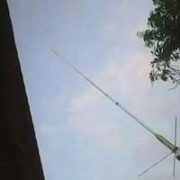 antena pemancar fm type G6 max 200w 2x5/8 (88-108mhz)