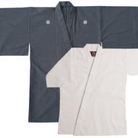 haori POLOS ( hakama yukata kimono baju tradisional / adat jepang