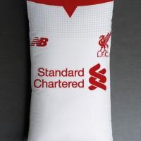 Bantal Sofa / dekorasi  FootBall - Liverpool Away 14