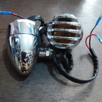 lampu sen riting harley full besi rx king cb jap style