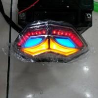 LAMPU STOP LAMP JPA EAGLE 3 IN 1 KAWASAKI NINJA 250 FI & Z 250