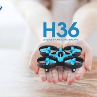 2017 Best Mini Drone JJRC H36 6 Axis Gyro 1 key return Quadcopter