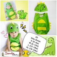 Baju Bayi Kostum Binatang Dino