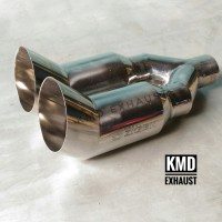 5zigen tailpipe double knalpot mobil racing Ertiga Spin Evalia Freed