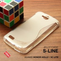 Softcase ORI Jelly Silikon Soft Case Casing Huawei Honor Holly 3C Lite
