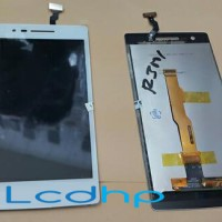 LCD Touch Oppo Mirror 3/R3001 Ready Hitam & Putih Original 100%