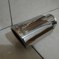 Muffler / Buntut Knalpot Universal Model Racing (BA-100) Datsun Go