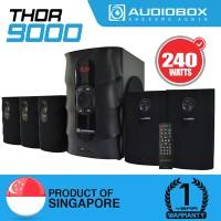 AUDIOBOX 5.1 Sound System Thor 9000