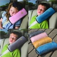 car pillow Seat Belt Set Cover Seatbelt Bantal Mobil sabuk pengaman