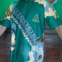 Baju Batik Ansor Terbaru