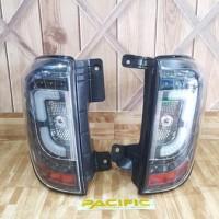 Stoplamp Led Axiz Toyota Rush / Daihatsu Terios Black