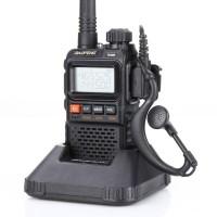 HT BAOFENG POFUNG Dual Band UHF VHF UV-3R PLUS - Black