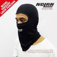 Balaclava Nolan kupluk helm masker helm masker ninja alas helm