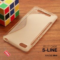 Xiaomi Mi4i Mi 4i Premium Soft Case Casing Cover Bumper Sarung Armor