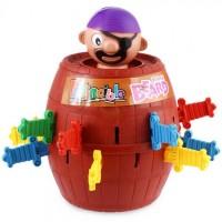 Pirate Roulette Barrels Running Man Korean Games
