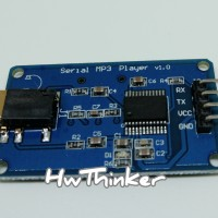 YX5300 UART Control Serial MP3 Player Module For Arduino/AVR/ARM/PIC