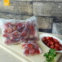 Frozen Strawberry/ Buah beku stroberi