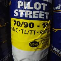 ban luar michelin pilot street 70/90-14 ring 14