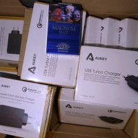 AUKEY PA-T9 Qualcomm 18W USB 3.0 Quick Charge 3.0 Adaptor