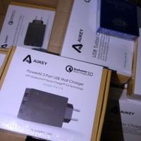 AUKEY PA-T14 USB 3 Port Qualcomm Quick Charge 3.0 Adaptor