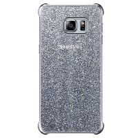 Samsung Glitter Cover S6 EDGE Plus Silver