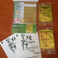 Koyo Kaki Bamboo Gold Original - Bambo Foot Patch Detox Premium