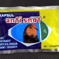 Obat Ayam / Ekafarma Anti Snot 10 kapsul