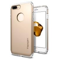 SPIGEN Hybrid Armor Case iPhone 8 / iPhone 7 - CHAMPAGNE GOLD