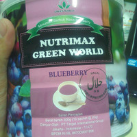 NUTRIMAX GREEN WORLD ORIGINAL