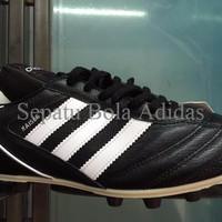 Sepatu Bola Adidas Kaiser 5 Liga Made In Germany Black White Original