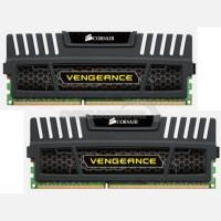 Corsair DDR3 Vengeance Black PC12800 8GB (2X4GB)