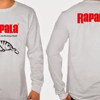 Tshirt / Kaos / Baju FRONT BACK RAPALA - Jersey Outfit