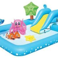 kolam karet/kolam berenang anak/bak karet/mandi bola/tempat renang