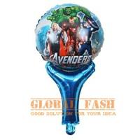 balon pentung karakter avengers - balon foil avengers