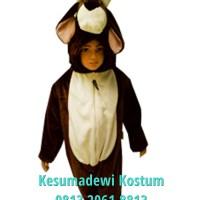 Rusa, Baju Kostum Pentas Natal Karnaval Parade Pawai Karakter Binatang