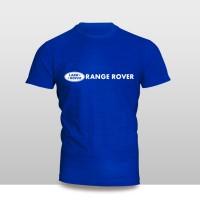 Kaos Baju Pakaian MOBIL LAND ROVER RANGE ROVER FONT murah