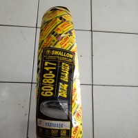 Ban Swallow 60/80-17 Tubeless Drag Blaster