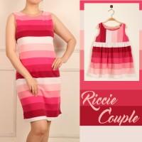 baju couple | riccie couple | ibu dan anak