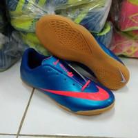 Sepatu Futsal Anak Nike Mercurial Size 33 34 35 36 37