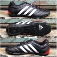 Sepatu futsal Adidas Golleto / goletto V hitam komponen (bukan messi,