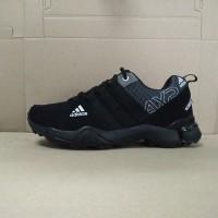 Grosir Sepatu adidas ax2 hiking outdoor gunung Black