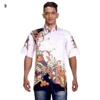 Kemeja Batik   Baju Batik Pria Reza Motif 3