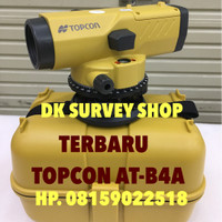 Waterpass / Automatic Level /Auto Level TOPCON ATB4A / ATB-4A / AT-B4A