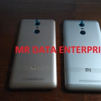 Backdoor Backcover Tutup Casing Belakang Xiaomi Redmi Note 3 Original