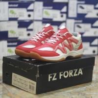 Promo Sepatu Badminton Original Fz Forza Result teaberry BNIB