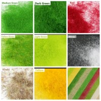 fake grass powder rumput palsu bahan miniature taman bahan terrariun