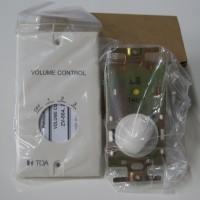 Volume Control / Attenuator TOA ZV303
